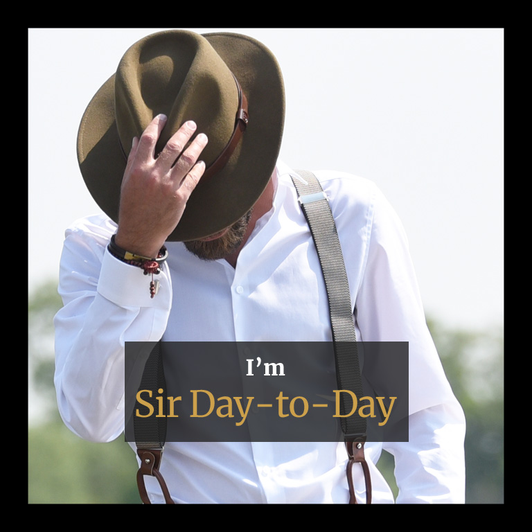 Sir Redman day-to-day collection